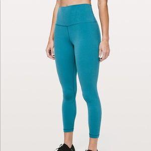 """Lululemon Align Pant 25"""" Yoga Leggings Cyprus NWT"""